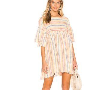Free People: Summer's Night Mini Dress